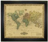 MP4 - World on Mercators Projection, 1823